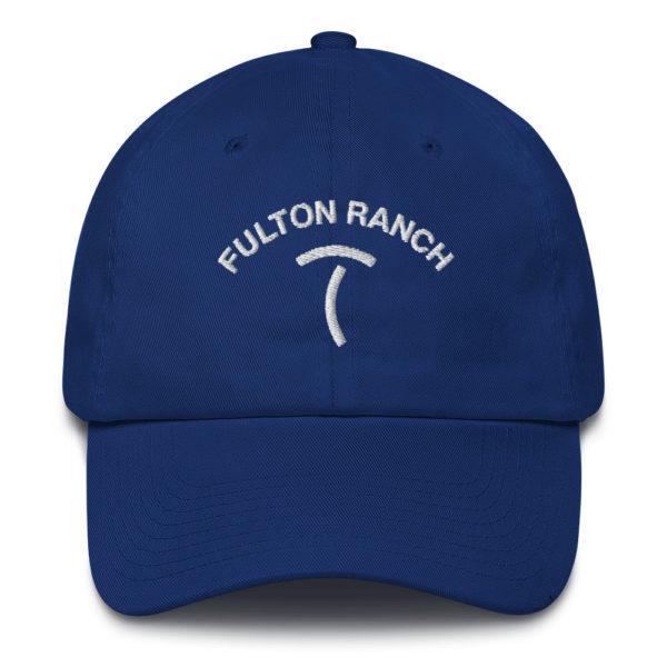 Fulton Ranch Logo Cap