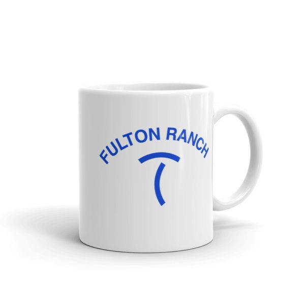 Coffee Mug Fulton Ranch Logo 11oz & 15oz